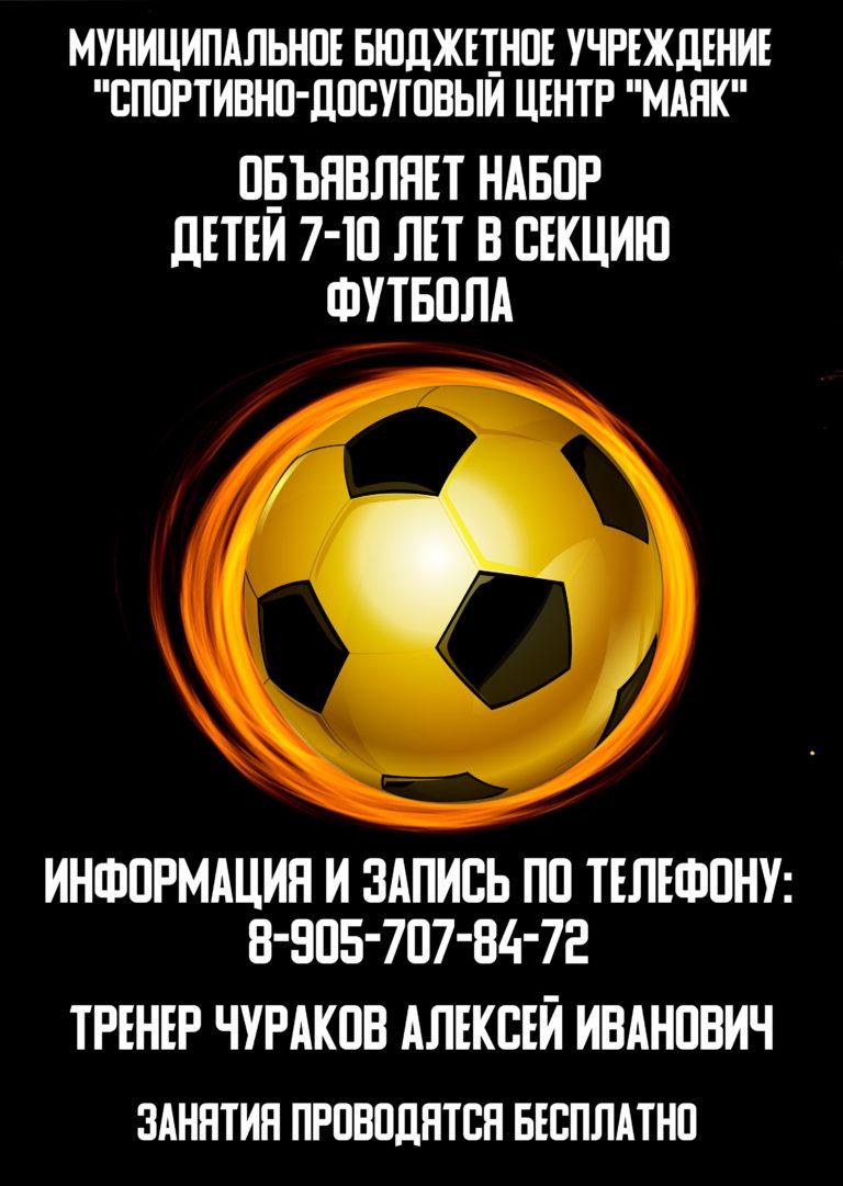 Набор футбол 2019